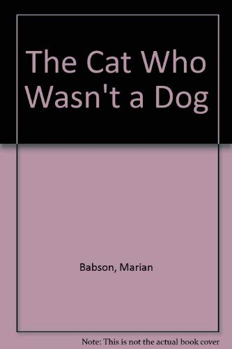 9780754077367: The Cat Who Wasn't a Dog