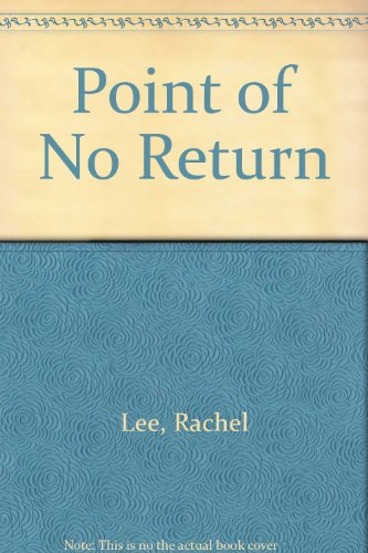 9780754077398: Point Of No Return