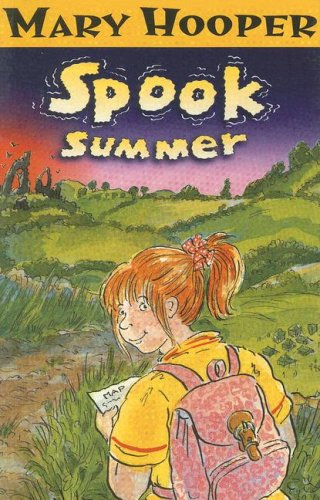 Spook Summer (Galaxy Children's Large Print): Mary Hooper