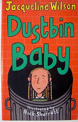 9780754078289: Dustbin Baby (Galaxy Children's Large Print)