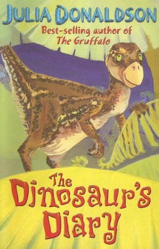 9780754078357: The Dinosaur's Diary (Galaxy Children's Large Print Books)