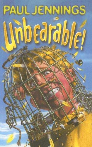 9780754078562: Unbearable! (Galaxy Children's Large Print)