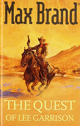 9780754081166: Quest of Lee Garrison (Gunsmoke Western)