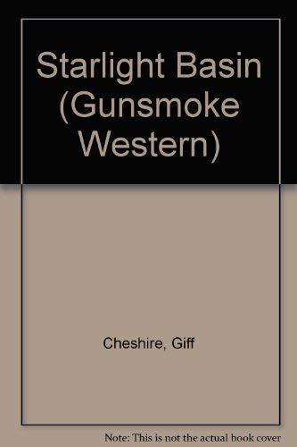 9780754081678: Starlight Basin (Gunsmoke Western)