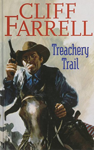 9780754082354: Treachery Trail (Gunsmoke Western)