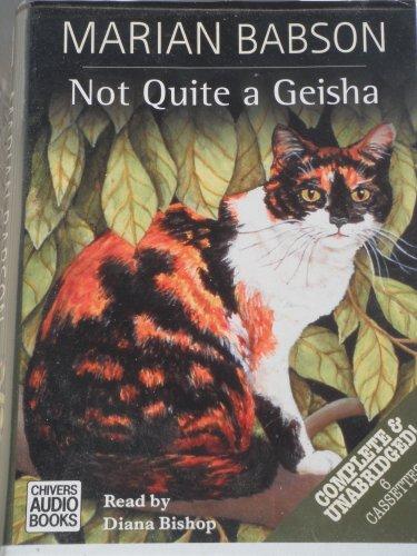 Not Quite a Geisha: Babson, Marian