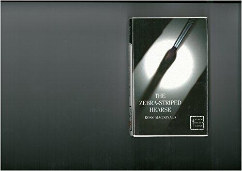 9780754085119: Zebra Striped Hearse (Black Dagger Crime)