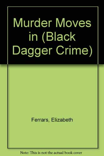 9780754085133: Murder Moves in (Black Dagger Crime)