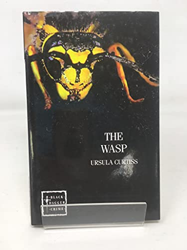 9780754085171: The Wasp (Black Dagger Crime)