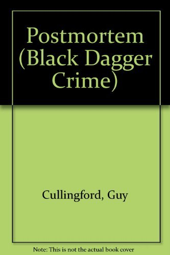 Post Mortem (Black Dagger Crime): Guy Cullingford