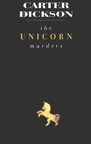 9780754085683: The Unicorn Murders