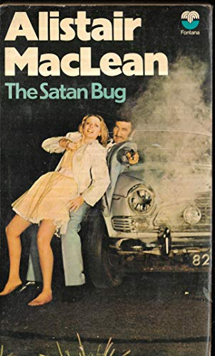 9780754085713: The Satan Bug (Black Dagger Crime)