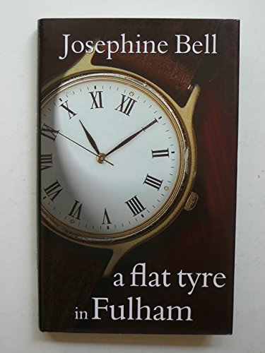 9780754085799: A Flat Tyre in Fulham (Black Dagger Crime Series)