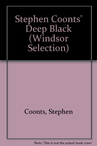 9780754087120: Stephen Coonts' Deep Black: James. (Windsor Selection)