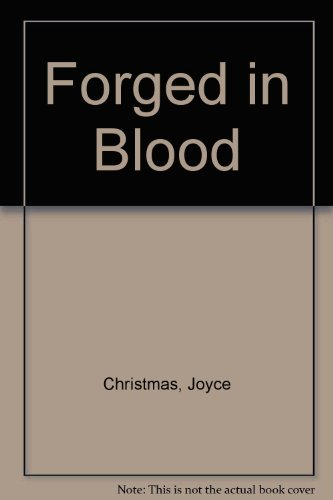 9780754088493: Forged in Blood: A Lady Margaret Priam/Betty Trenka Mystery