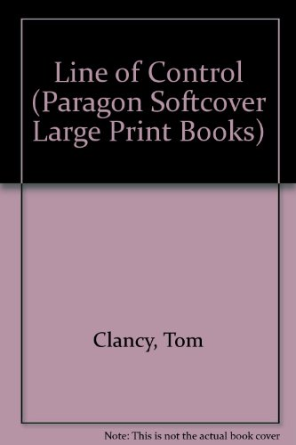 9780754091196: Line of Control (Paragon Softcover Large Print Books)