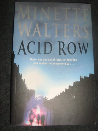 9780754091240: Acid Row