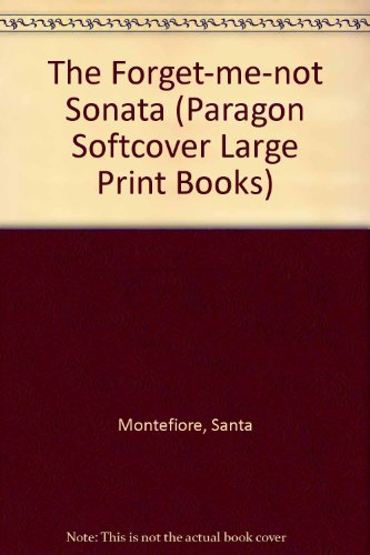 9780754093015: The Forget-me-not Sonata (Paragon Softcover Large Print Books)