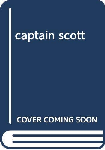 9780754095347: Captain Scott