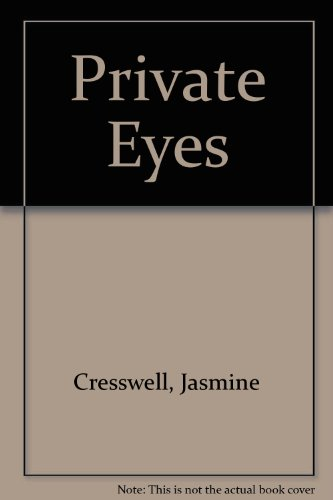 Private Eyes (9780754098799) by Cresswell, Jasmine