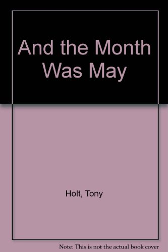 9780754117148: And the Month Was May