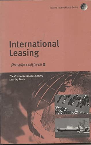9780754511106: International Leasing (Tolley's international series)