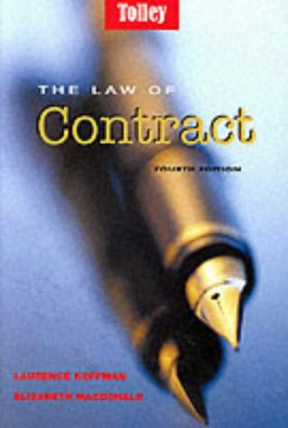 9780754512769: Law of Contract, The