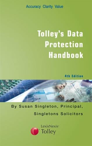 9780754529415: Data Protection Handbook