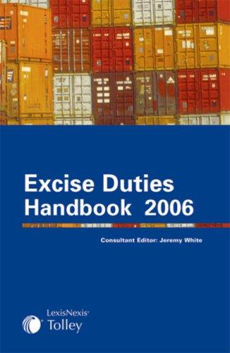 Tolley'S Excise Duties Handbook