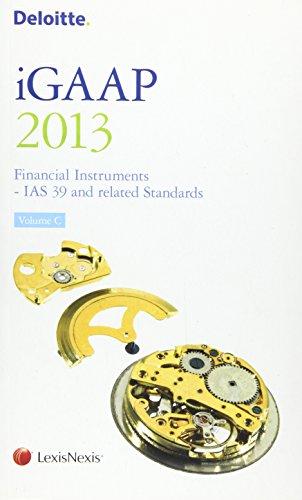 Deloitte iGAAP: Financial Instruments - IAS 39: NA