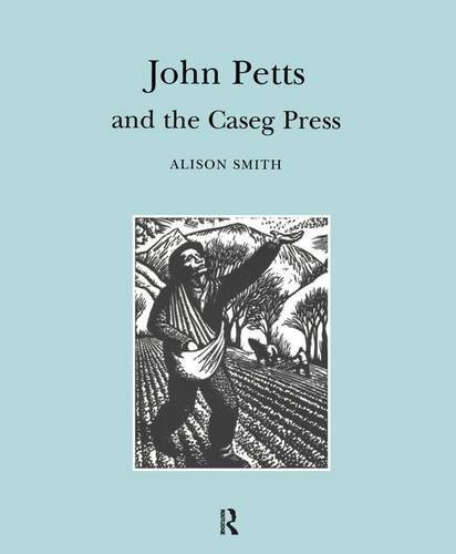 9780754600343: John Petts and the Caseg Press