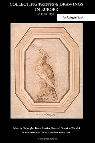 9780754600374: Collecting Prints and Drawings in Europe, 1500-1750