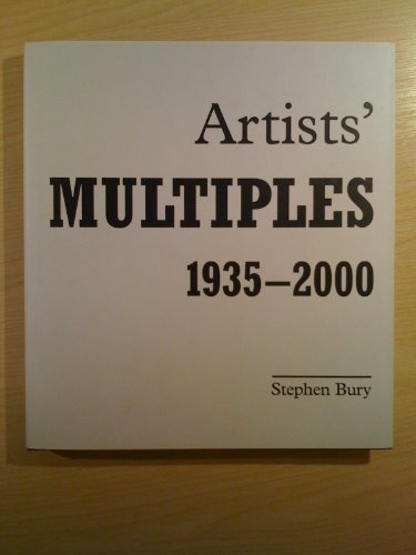 9780754600756: Artists' Multiples, 1935-2000