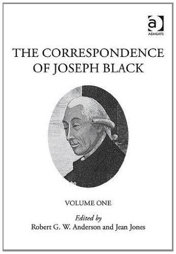 The Correspondence of Joseph Black (Hardback): Jones Jean