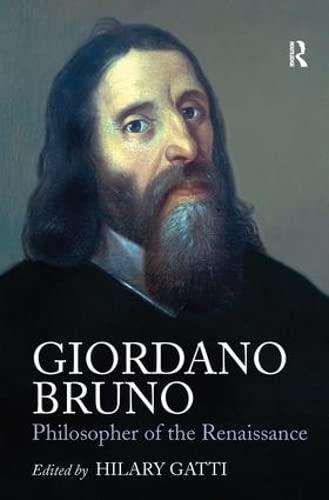 9780754605621: Giordano Bruno: Philosopher of the Renaissance