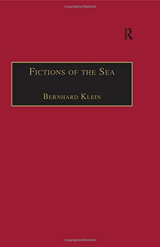 9780754606208: Fictions of the Sea: Critical Perspectives on the Ocean in British Literature and Culture