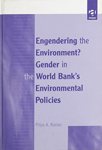 9780754611301: Engendering the Environment?: Gender in the World Bank's Environmental Policies
