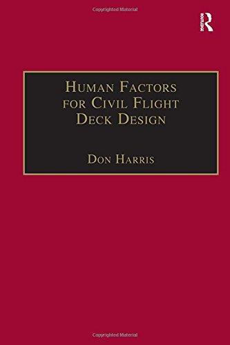 9780754613800: Human Factors for Civil Flight Deck Design