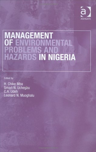 Management of Environmental Problems and Hazards in: n/a