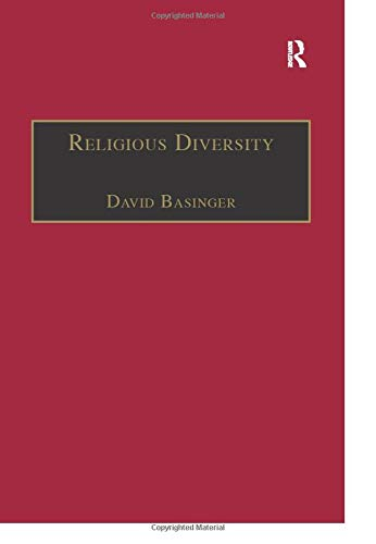 9780754615217: Religious Diversity: A Philosophical Assessment (Routledge Philosophy of Religion Series)