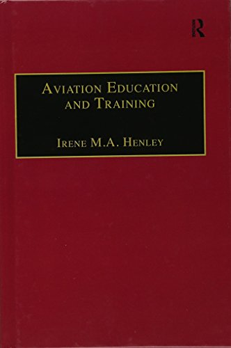 9780754617334: Aviation Education and Training: Adult Learning Principles and Teaching Strategies