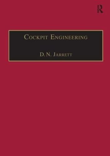 9780754617518: Cockpit Engineering