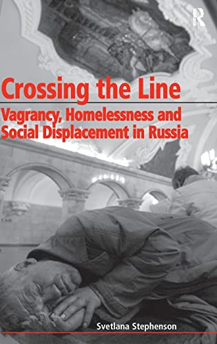 Crossing the Line: Svetlana Stephenson