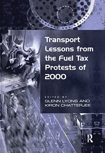 Transport Lessons from the Fuel Tax Protests