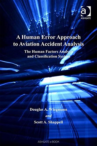 9780754618751: A Human Error Approach to Aviation Accident Analysis: The Human Factors Analysis and Classification System