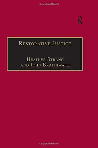 9780754621478: Restorative Justice: Philosophy to Practice