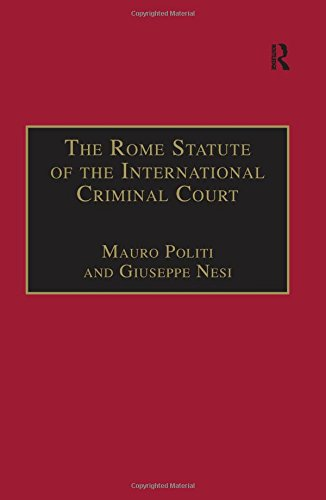 9780754621546: The Rome Statute of the International Criminal Court: A Challenge to Impunity
