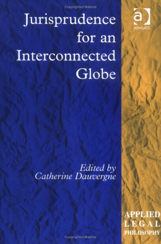 Jurisprudence For An Interconnected Globe: Dauvergne