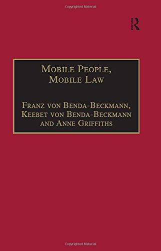 9780754623861: Mobile People, Mobile Law: Expanding Legal Relations in a Contracting World (Law, Justice and Power)