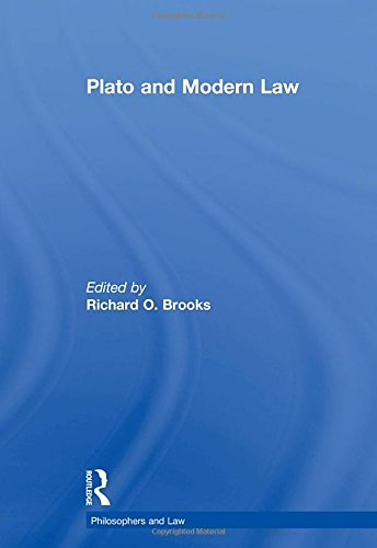 9780754624882: Plato and Modern Law (Philosophers and Law)